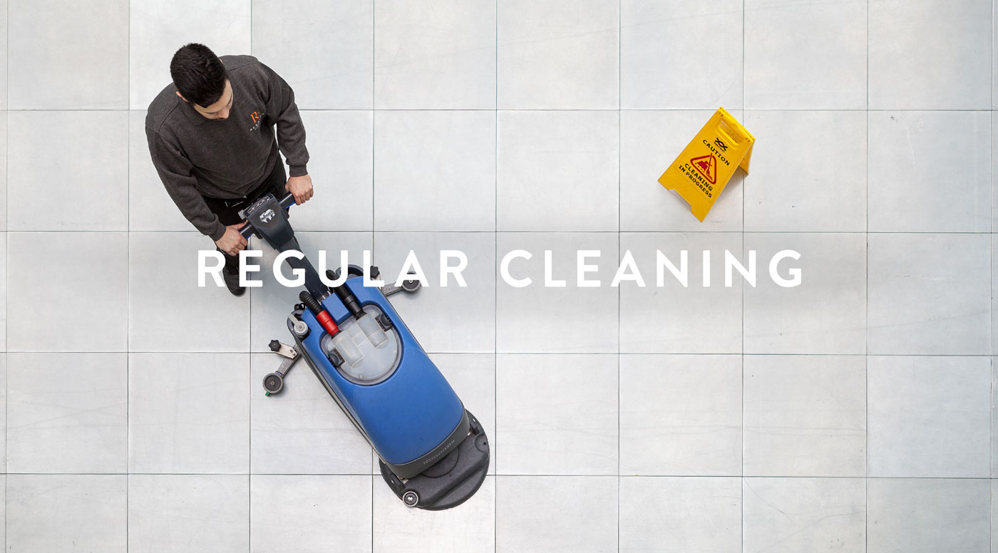 Regular Cleaning