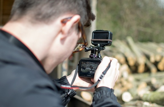 Expert photography services for marketing