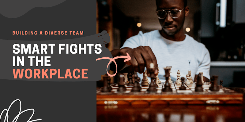 Smart fights in the workplace